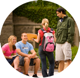 McMaster Students on Campus