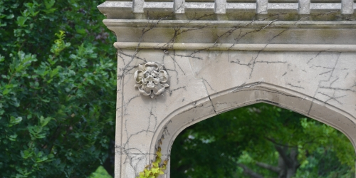 McMaster Archway Wall